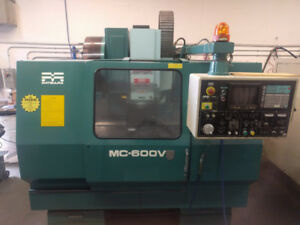 CNC Milling Machine-Matsuura MC-600V