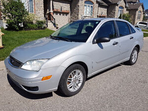 2007 Ford Focus Safety e-tested used car pkg 1 owner no rust