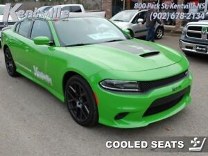 2017 Dodge Charger R/T  - Leather Seats -  Cooled Seats
