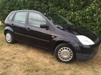 2003 FORD FIESTA - 1.3L - 1 YEARS MOT - CLEAN - RELIABLE