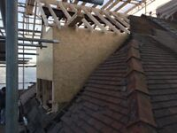 Joiner roofer required