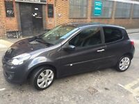 2009 RENAULT CLIO DYNAMIQUE S TUR TURBO 1.2 3DR **fully loaded**