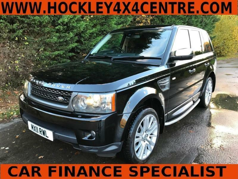 2011 land rover range rover sport hse 3 0 tdv6 automatic 4x4 turbo diesel in hockley essex. Black Bedroom Furniture Sets. Home Design Ideas
