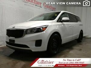 2015 Kia Sedona LX  - Heated Seats - 3rd Row Seat