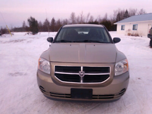 2010 dodge caliber sxt safety certified