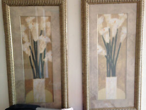 Home decor pictures with frames