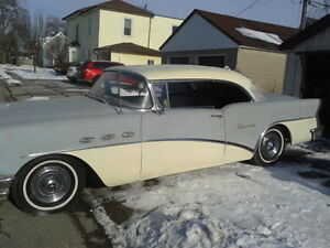 56 BUICK SPECIAL 2DR HARDTOP