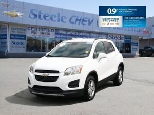 2015 CHEVROLET TRAX LT - All Wheel Drive Certified Fresh Trade a