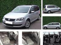2010 Volkswagen Touran 1.9 TDI Match 5dr (7 Seats)