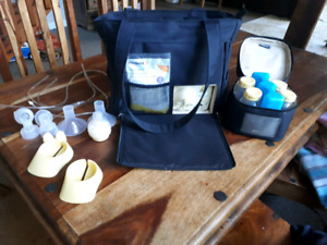 Double Medela Breast Pump in Style Advanced