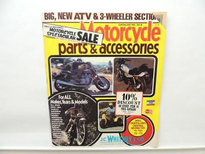 Motorcycle Parts And Accessories Magazine BSA BMW 3 Wheeler Suzuki Yamaha L11348