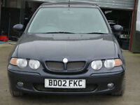 MGZS 1.8 - 72000 Miles - Full Service History - Leather/Alloy Wheels. MOT 4/17