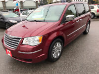 2010 Chrysler Town & Country LIMITED STOW-N-GO..LOADED..MINT City of Toronto Toronto (GTA) Preview