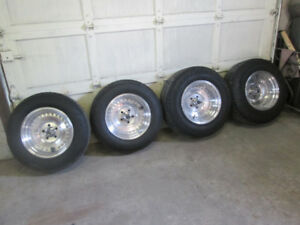 CENTRE LINE MAG WHEELS