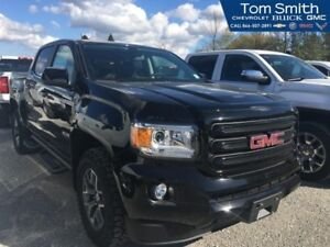 2018 GMC Canyon   ALL TERRAIN X PACKAGE, PERFORMANCE EXHAUST
