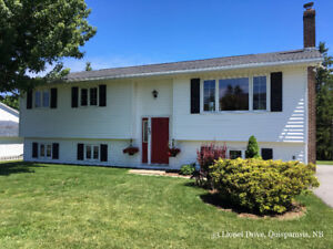 House for Sale 33 Lionel Drive, Quispamsis, NB