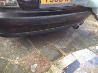 Lexus is200 rear bumper grey 1c6 98-05 breaking spares is 200 is300 can post