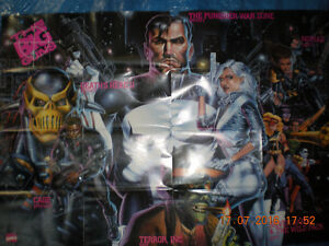 COMIC BOOK  POSTERS for Sale Cornwall Ontario image 10