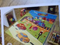 Kids rug brand new 5 ft by 3 ft