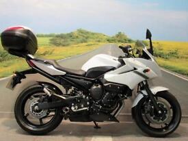 Yamaha XJ6 Diversion *Low miles, Yamaha top box, Ideal commuter*