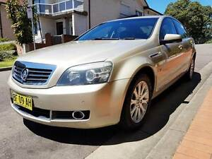 2007 Holden WM Statesman Long Rego Low Km Mascot Rockdale Area Preview
