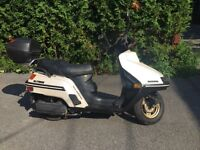 Scooter 250 Honda Elite 1986