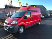 Vauxhall Vivaro 2900 DTI LWB high roof