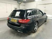 MERCEDES-BENZ C-CLASS 2.1 C220 D AMG LINE **BUY FROM £67 PER MONTH**