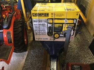 NEW/NEUF: Génératrice Champion Generator 6250 Watts