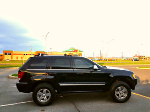 Jeep Grand Cherokee 2006 OverLand / Trail-Rated / JBA OFF-ROAD L