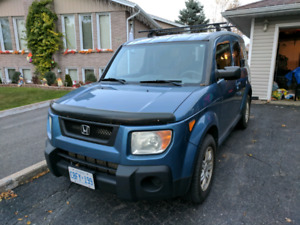 2006 honda element AWD