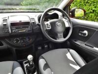 2010 Nissan NOTE VISIA Manual MPV