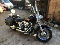 Harley-Davidson FLSTCI Heritage softail classic