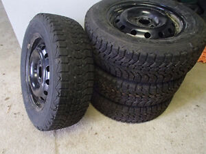 4-185-65R-14 Firestone Winter Tires for sale Stratford Kitchener Area image 1
