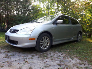 2003 Honda Civic SIR   GFX Hatchback