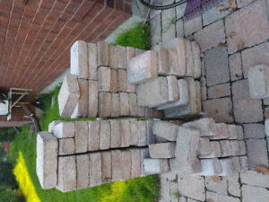 Stone for paving