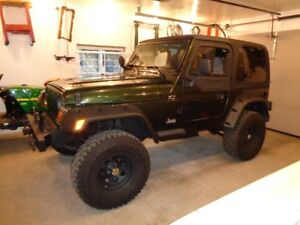 tj jeep for sale $8500 frm