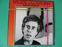 "Bruce Cockburn "" Humans "" lp"
