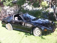 Nissan 300zx w T roofs