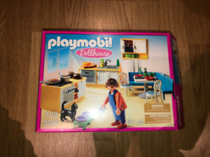 PLAYMOBIL - Cuisine (complet)
