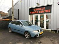 2006 56 SEAT IBIZA 1.4 DAB SPECIAL EDITION 16V 3D 99 BHP