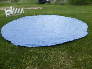 Swimming Pool Cover and Accessory Lot