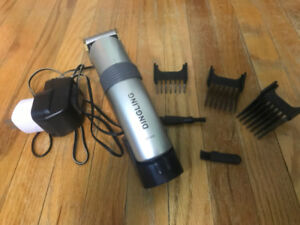 DINGLING Professional Hair Clipper Trimmer  Model RF-609