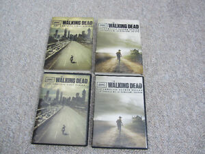 The Walking Dead on DVD - Seasons 1 & 2 London Ontario image 1