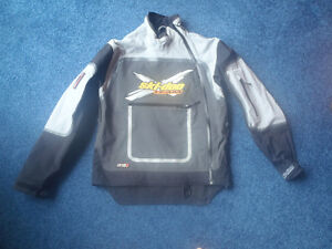 """New"" BRP Ski Doo Technical Snowmobile Jacket Mens XS"