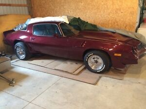 1980 Camero. Sell or trade