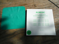 Dental Dam Latex 3x Mint  5x5  and  Blue 10  6x6