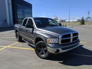 2005 Dodge Ram 1500 SLT - Low Kms and Extras