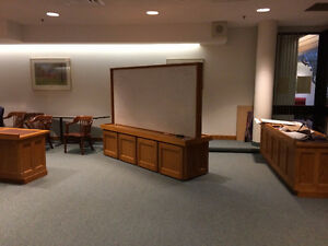 COUNCIL CHAMBER SET UP London Ontario image 3