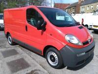 2006 VAUXHALL VIVARO SWB 1.9CDTI 2.7t Diesel Van